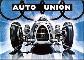 Auto Union Audi Racing Silberpfeil