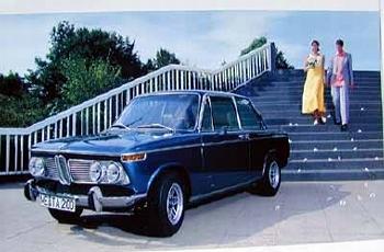 Bmw Original 2002 Ti Diana