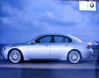 Bmw Original 7 Series Automobile