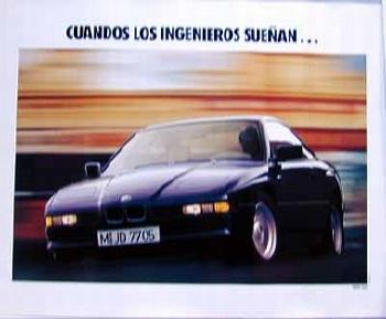 Bmw Original 850 I Cuandos