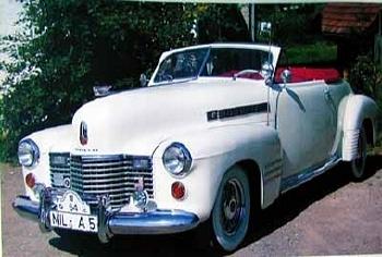 Cadillac Coupé 1941