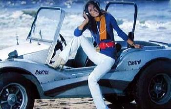 Castrol Original 1980 Girls And