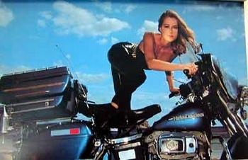 Castrol Original 1984 Girls And