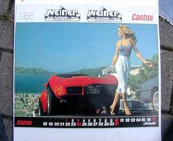 Castrol Original 1988 Best 10