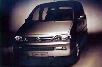 Citroen Original 2002 Evasion