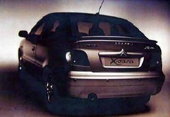 Citroen Original 2002 Xsara Coupe