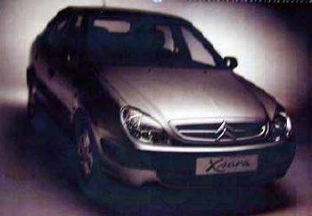 Citroen Original 2002 Xsara