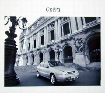 Citroen Original Xsara In Front