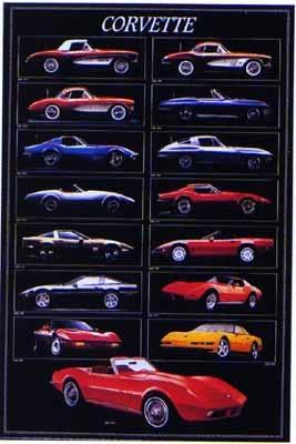 Corvette Overview