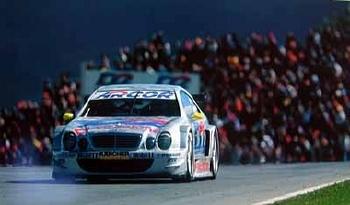 Dekra 2002 Dtm 2001 Mercedes-benz