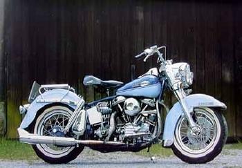 Harley Davidson Fl Duo Glide