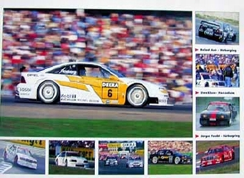 Dtm 1994 Keke Rosberg Opel