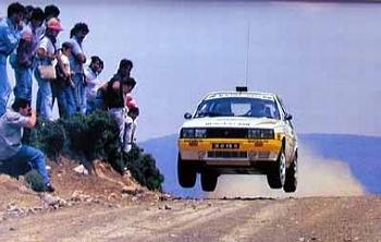 Elf Original 1988 Ragnotti/thimonier Renault