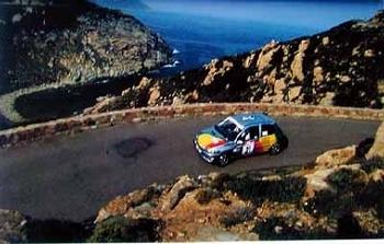 Elf Original 1993 Rallye Tour