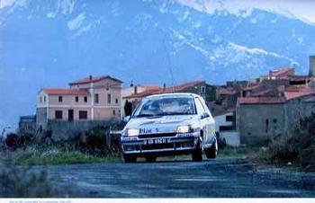 Elf Original 1993 Renault Clio