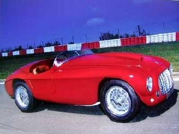 Ferrari 166 Mm Foto Günther
