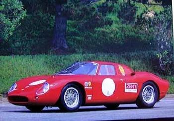 Ferrari 166 Spider Corsa 1947