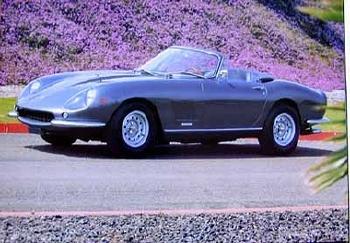 Ferrari 250 Gt Sperimentale 1961