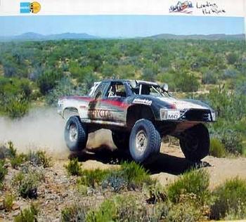 Bilstein Original 1999 Baja 500
