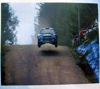 Bilstein Original 2001 Subaru Impreza