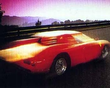 Ferrari 250 Lm Poster