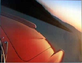 Ferrari 250 Spyder California Poster