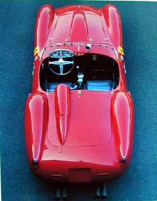 Ferrari 250 Tr Foto Günther