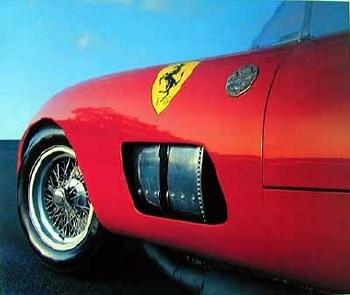 Ferrari 335 S Foto Günther