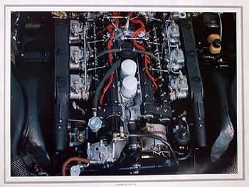 Ferrari 365 Gtc/4 1971-1972 Automobile