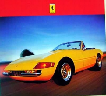Ferrari 365 Gts 4 1972