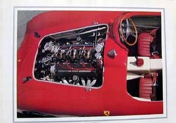 Ferrari 375 Plus 1954 Foto