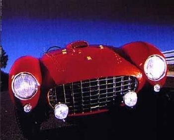 Ferrari 375 Plus Poster