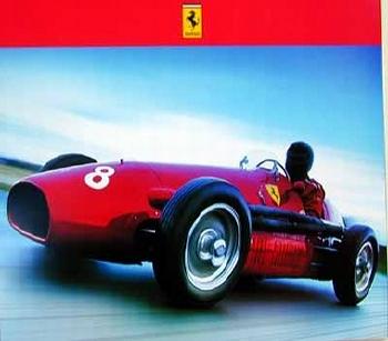 Ferrari 512 F2 1952 Foto