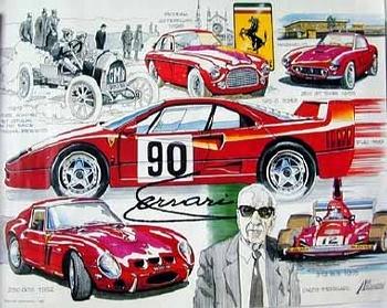 Ferrari Art Rens Biesma Kleine