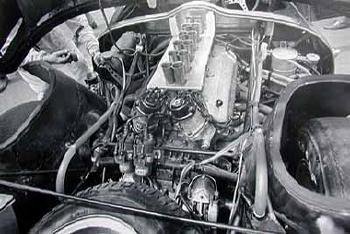 Ferrari 330p3 Motor 1966
