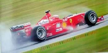 Ferrari F1 1999 Eddie Irvine