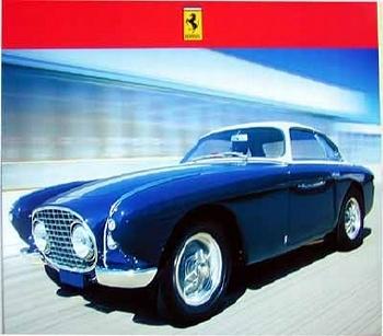 Ferrari Inter Vignale 1952 Foto