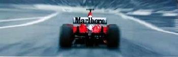 Ferrari Marlboro Original 2003 Hochwertigster