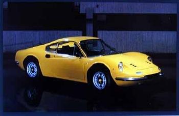 Ferrari Original 1990 Dino 246