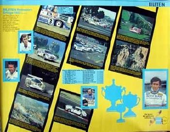 Bilstein Rennsporterfolge 1983 Jacky Ickx