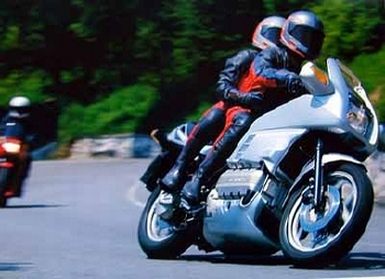 Bmw Motorcycle Original 1988