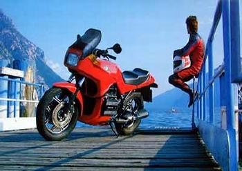 Bmw Motorrad Original 1988 K75