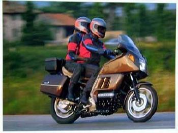 Bmw Motorcycle Original 1989