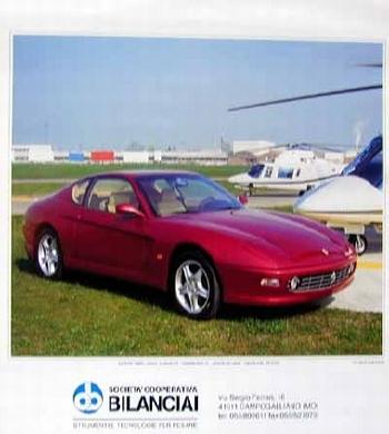 Ferrari Original 2001 456 M