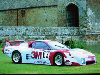 Ferrari Original 2001 512 Lm