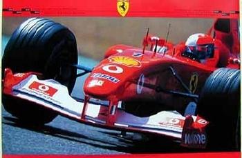 Ferrari Original Gp France Magny