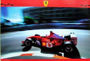 Ferrari Original Gp Monaco Monte