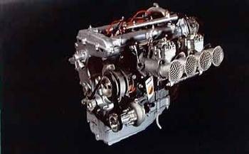 Fiat- Abarth 1985 2000 Motor