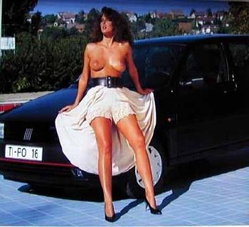 Fiat Lancia Original 1993 Girls