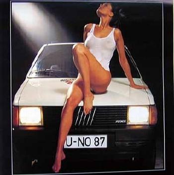 Fiat Original 1987 Girls And